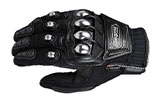ILM Alloy Steel Knuckle Motorcycle Gloves
