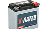 ThrottleX Batteries HDX14L - Harley Davidson Replacement Motorcycle Battery